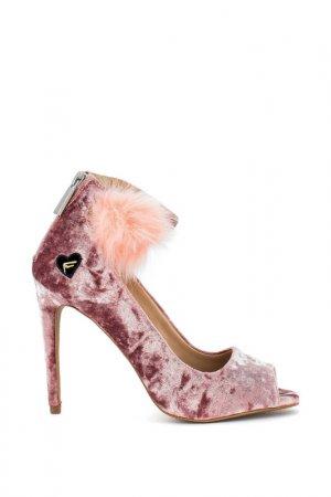 Туфли fornarina. Цвет: розовый