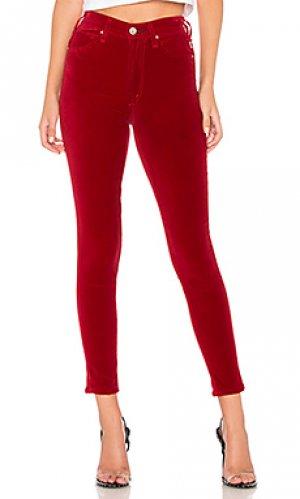 Узкие брюки newton MCGUIRE. Цвет: красный