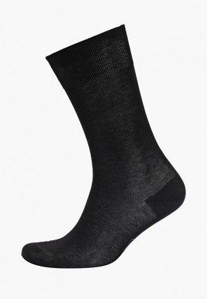 Носки Intimissimi. Цвет: черный