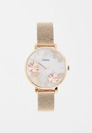 Часы Fossil ES4534. Цвет: золотой