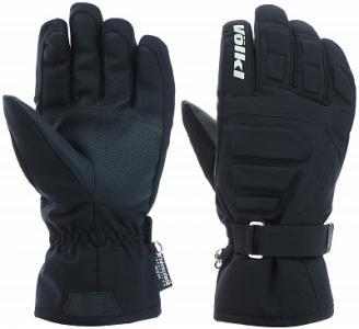 Перчатки мужские , размер 8,5 Volkl. Цвет: черный