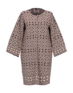 Легкое пальто B.YU. Цвет: коричневый