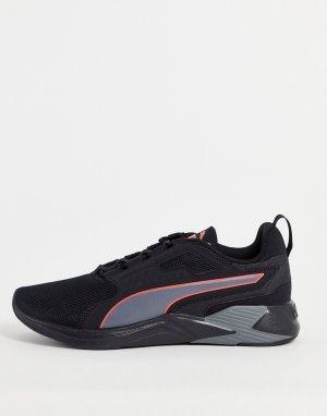 Черные кроссовки Training Disperse XT-Черный цвет Puma