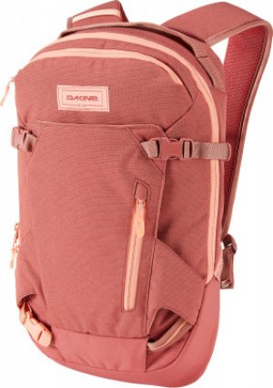 Рюкзак женский HELI PACK, 12 л Dakine. Цвет: красный
