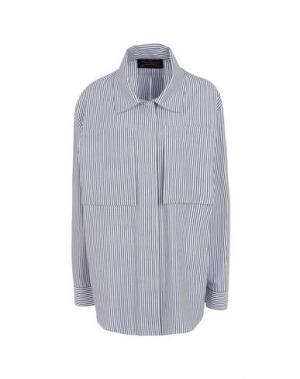 Pубашка VIVIENNE WESTWOOD ANGLOMANIA. Цвет: темно-синий