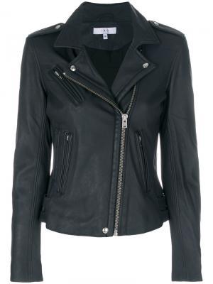 Biker jacket Iro. Цвет: серый