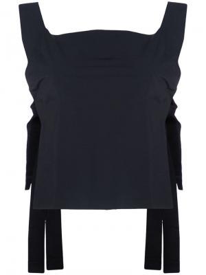 Jane tank Dresshirt. Цвет: черный