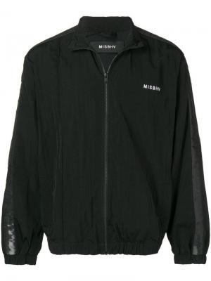 Спортивная куртка Misbhv. Цвет: черный