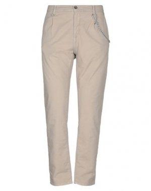 Повседневные брюки ANTONY MORATO. Цвет: песочный