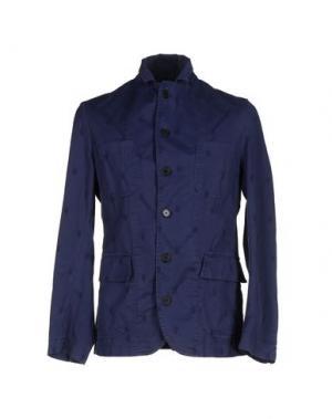 Пиджак EAST HARBOUR SURPLUS. Цвет: пастельно-синий