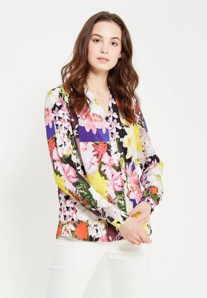 Блуза Dlys D'lys. Цвет: разноцветный