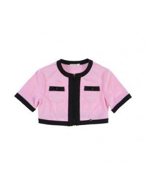 Пиджак MISS GRANT. Цвет: розовый
