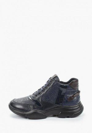 Кроссовки Franco Bellucci. Цвет: синий