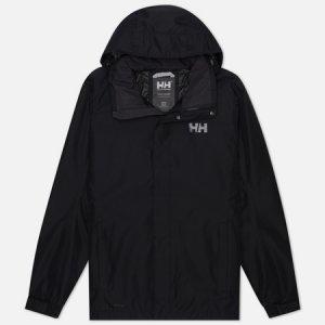 Мужская куртка Dubliner Helly Hansen. Цвет: чёрный