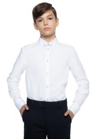 Сорочка Junior Republic. Цвет: белый