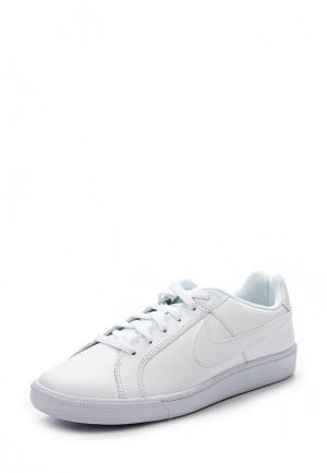 Кеды Nike MENS COURT ROYALE SHOE. Цвет: белый