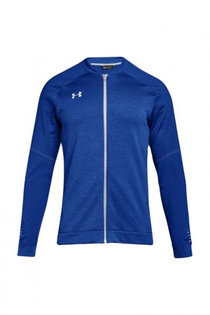 Джемпер Qualifier Hybrid Under Armour. Цвет: синий