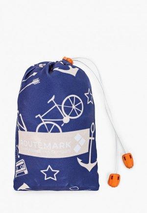 Чехол для чемодана Routemark Oldboy S (SP180). Цвет: синий