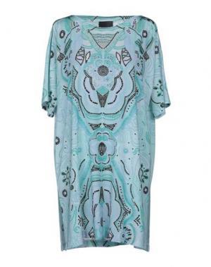Блузка DANIELA DREI. Цвет: светло-зеленый