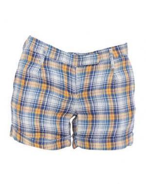 Повседневные шорты NOVEMB3R. Цвет: синий