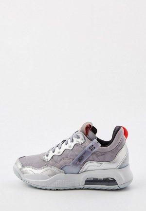 Кроссовки Jordan MA2. Цвет: серый