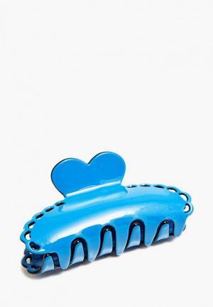Заколка Kameo-Bis. Цвет: голубой