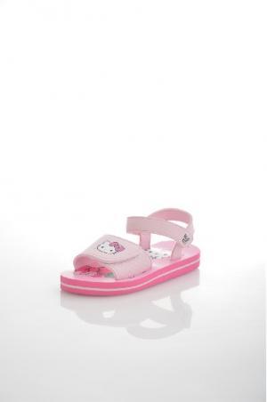 Туфли Hello Kitty. Цвет: розовый