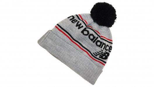 Шапки NB SPORT BOBBLE New Balance. Цвет: серый