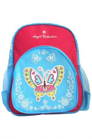 Рюкзак Бабочки ANGEL COLLECTION. Цвет: мультицвет