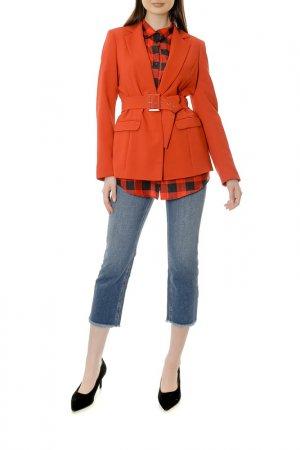 Пиджак Pennyblack. Цвет: алый