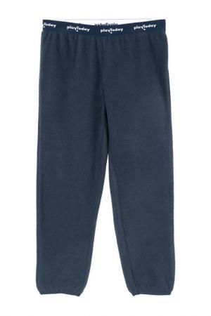 Спортивные брюки PlayToday. Цвет: темно-синий