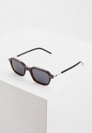 Очки солнцезащитные Christian Dior Homme TECHNICITY1 086. Цвет: коричневый