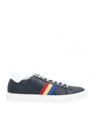 Кеды и кроссовки CASTELBAJAC. Цвет: темно-синий