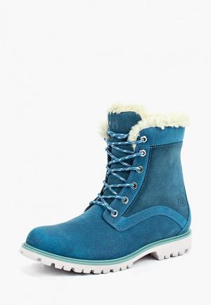 Ботинки Helly Hansen W MARION. Цвет: синий