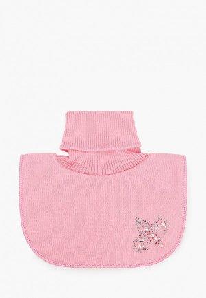 Манишка Gusti. Цвет: розовый