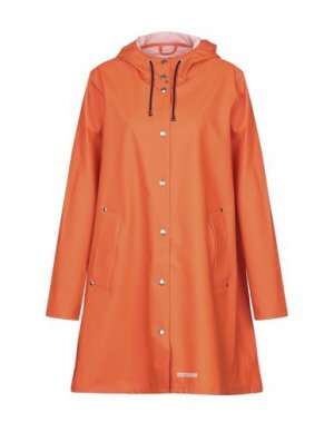 Легкое пальто STUTTERHEIM. Цвет: оранжевый