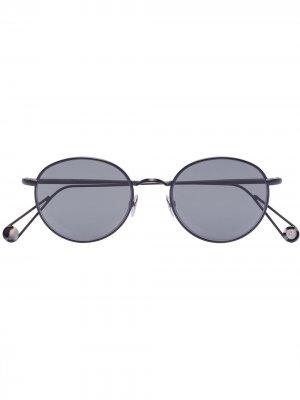 Солнцезащитные очки Place de lOpéra Ahlem. Цвет: черный