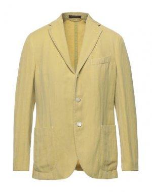Пиджак THE GIGI. Цвет: желтый