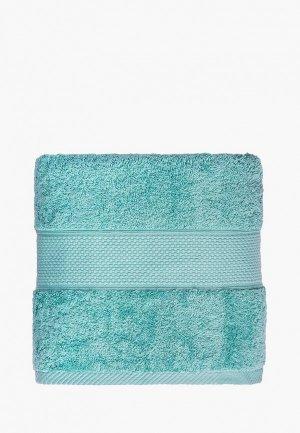 Полотенце Arya home collection Miranda Soft. Цвет: бирюзовый