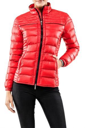 Куртка Vincenzo Boretti. Цвет: красный