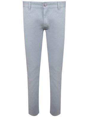 Хлопковые брюки COLOMBO