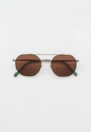 Очки солнцезащитные Vogue® Eyewear VO4193S 548/73. Цвет: черный