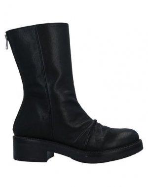 Полусапоги и высокие ботинки ENTOURAGE. Цвет: черный