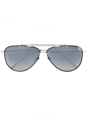 Солнцезащитные очки Spacer Frency & Mercury. Цвет: металлик
