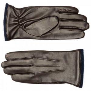 Перчатки Fabi. Цвет: коричневый