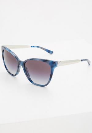 Очки солнцезащитные Michael Kors MK2058 331011. Цвет: синий