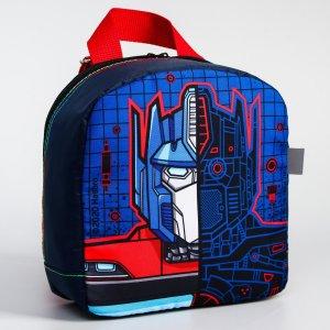 Рюкзак детский, с мигающим элементом, отдел на молнии, Hasbro