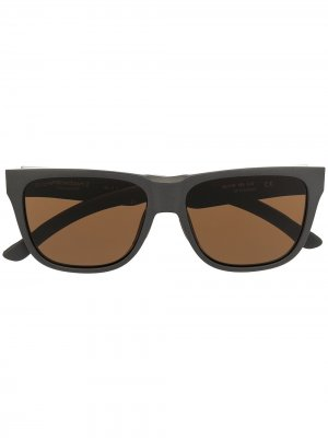 Солнцезащитные очки Lowdown Smith. Цвет: серый