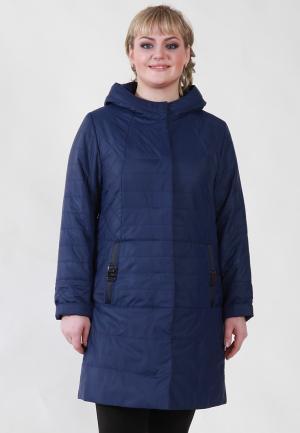 Куртка утепленная Wiko Иона. Цвет: синий