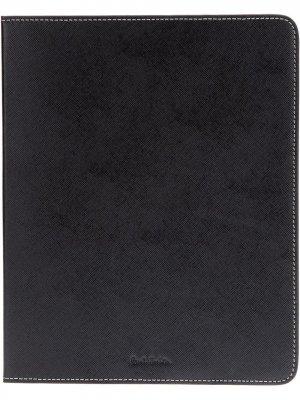 Чехол для iPad PAUL SMITH. Цвет: черный